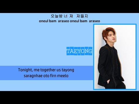 NCT 127 - Mad City (Color Coded Hangul/Rom/Eng Lyrics)