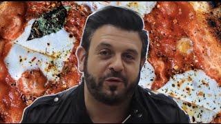 Adam Richman Ranks His Top 5 Pizzerias On Planet Earth