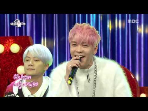 [RADIO STAR] 라디오스타 - Sechs Kies sung 'couple' 20161130