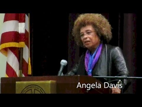 Angela Davis talks about Black, lesbian, feminist, mother, warrior, poet Audre Lorde