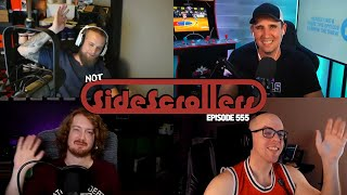 SideScrollers* Episode 555 with Chad James, Sam Mitchell & BEARD | The CraigSkitz Podcast Episode 16