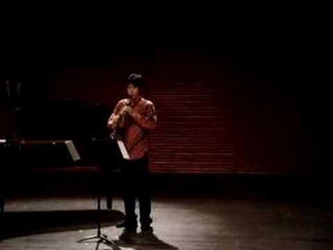 Heitor Villa-Lobos Fantasia I -Shang Qing