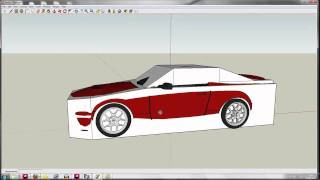 Importing from Sketchup Part 3: Complex Collision