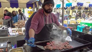 Street Food From Mexico Cooked by True Mexicans. London Chelsea