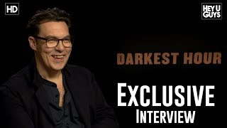 Director Joe Wright - Darkest Hour Exclusive Interview