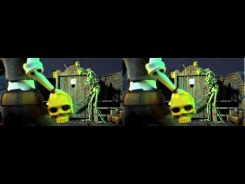 Skull Rock 3d,4d,yt3d