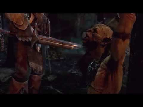 Official Shadow of Mordor Story Trailer - Meet Ratbag