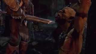 Shadow of Mordor Story Trailer - Meet Ratbag