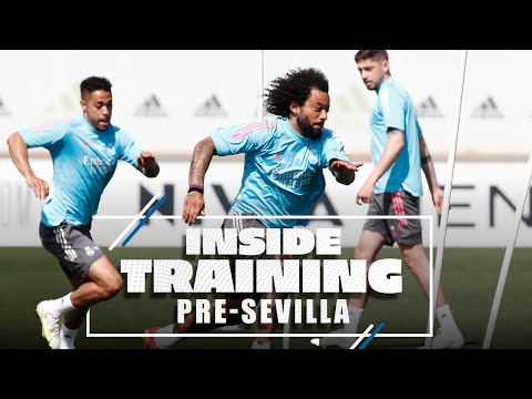 Benzema, Casemiro & Real Madrid prepare for Sevilla & LaLiga title fight!