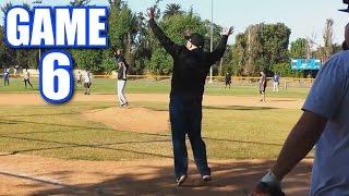BEST GAME EVER!   On-Season Softball Series   Game 6