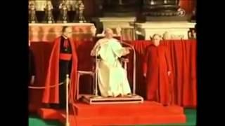 Pius PP. XII cum splendore dedit Sermonem et Benedictionem Apostolicam in Audientia Vaticana