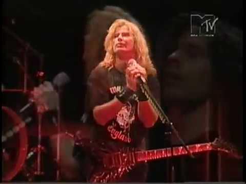 Megadeth - A Tout Le Monde - Live at Monsters of Rock