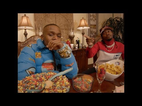 DaBaby - Baby Sitter ft. OFFSET (Official Music Video)