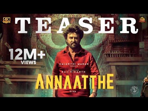 Annaatthe offficial teaser- Rajinikanth