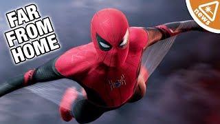 Spider-Man Far From Home Trailer Breakdown! (Nerdist News w/ Jessica Chobot)