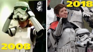 10 Years as a Stormtrooper