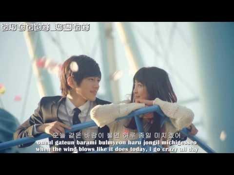 [1080p] K.Will - Love Blossom [hangul + romanization + eng sub]