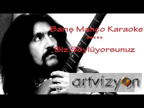 Barış Manço - Arkadaşım Eşek (Karaoke)
