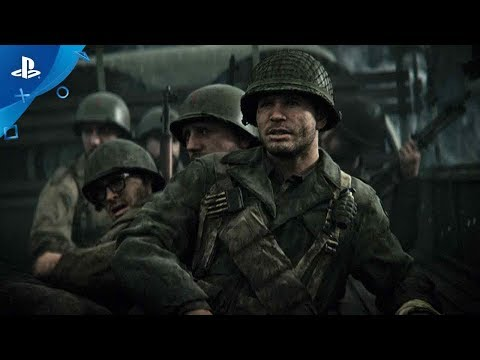 Call of Duty®: WWII Trailer