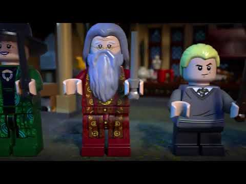 video LEGO Harry Potter Hogwarts Great Hall
