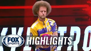 Kyle Troup faces off with Sam Cooley in the Finals of the PBA Playoffs | FOX SPORTS