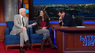 Steve Martin & Edie Brickell Talk 'Bright Star'