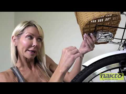 video Nakto E Bike 26″