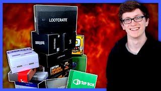 Subscription Boxes - Scott The Woz
