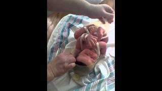Box opening! My womb baby from Rock-a-Buy Baby Nursery!
