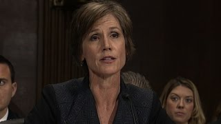 Jeff Sessions grills Sally Yates on saying no to president (2015)