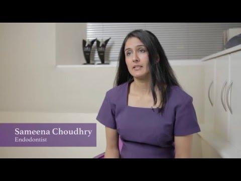 Meet Sameena Choudry, Endodontist