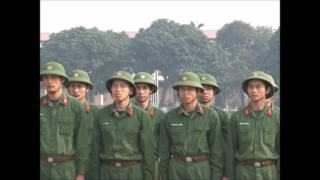 Huấn luyện điều lệnh đội ngũ: Phổ biến ý định huấn luyện Điều lệnh đội ngũ