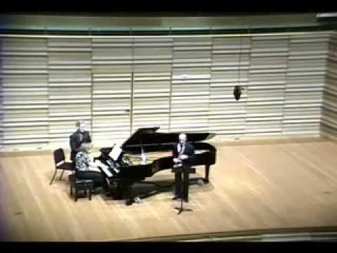 Wildy Zumwalt and Kathy Hansen: Brehme Sonata III