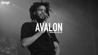 """[FREE] J Cole Type Beat Chill Relaxed Boom Bap Hip Hop Instrumental 2017 // """"Avalon"""" (Prod. Homage)"""