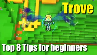 Trove Top 8 Guides for Beginners