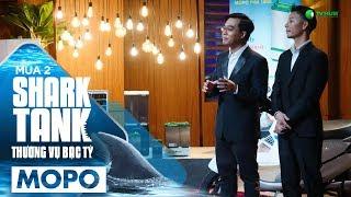Cả Nguồn Điện Bỗng Chốc Thu Bé Lại Vừa Bằng 1 Mopo | Shark Tank Việt Nam | Thương Vụ Bạc Tỷ | Mùa 2