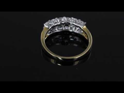 Browns Family Jewellers Diamond Dress Ring