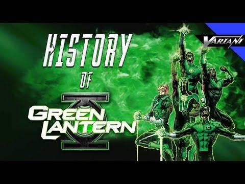 Baixar History Of All The Green Lanterns Of Earth!