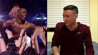 Terry Crews' A Thousand Miles vs. Mike Tyson's Push It | Lip Sync Battle Reaction