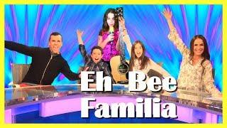 Senorita Music Video Parody   Eh Bee Family