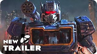 BUMBLEBEE Trailer 2 (2018)  Transformers Movie