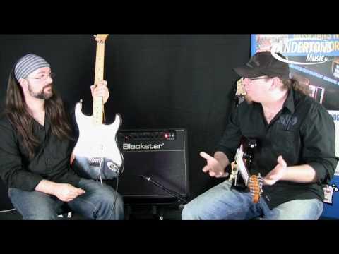 ESP LTD ST203 Demo at Andertons