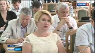 Вячеслав Двораковский сегодня в последний раз отчитался перед депутатами городского совета о своей работе