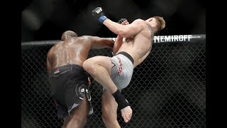 Derrick ''The Black Beast'' Lewis - Every Knockout in the UFC