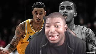 OH NO! Kyle Kuzma Joins Lebron James & Rajon Rondo As The Latest Laker To Get INJURED