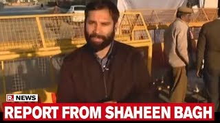 Republic TV Reports From Shaheen Bagh After Supreme Court Appoints Advocate Sanjay Hegde As Mediator