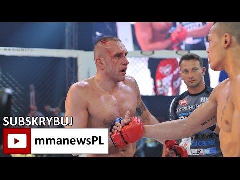 PLMMA 72: Marcin Naruszczka otwarty na propozycję rewanżu z Van Steenisem (+wywiad)