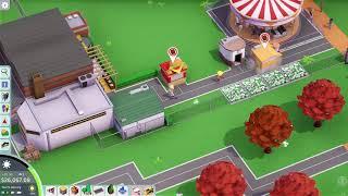 Parkitect Gameplay (PC Game)