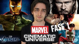 #InfinityWeek (1/3) MARVEL CINEMATIC UNIVERSE: FASE 1 | Lorenzo Signore Recensione