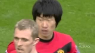 Tổng hợp tất cả 27 bàn thắng PARK JI SUNG cho MANCHESTER UNITED